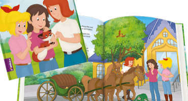 Framily – tolles personalisiertes Kinderbuch