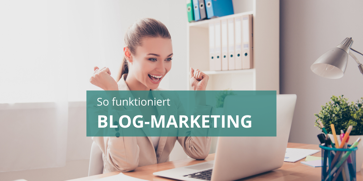 So funktioniert Blog-Marketing
